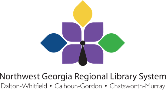 Northwest Georgia Regional Library System Mobile Logo