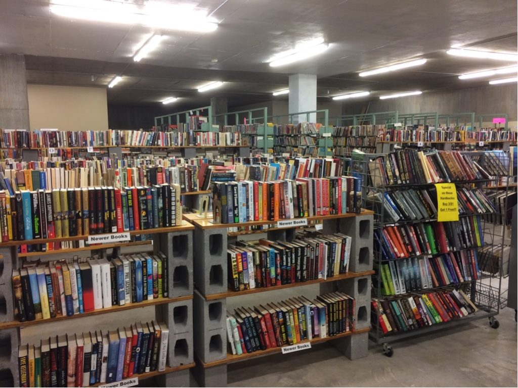 Thousands of books available for reduced prices!