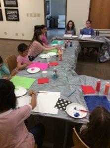 Tween Painting: ¡juntos creamos obras de arte!
