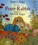 Cover image for the Tale of Peter Rabbit by Beatrix Potter