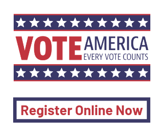 Call to register to vote.