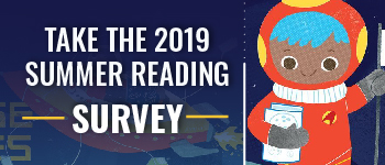 Take the summer reading survey!