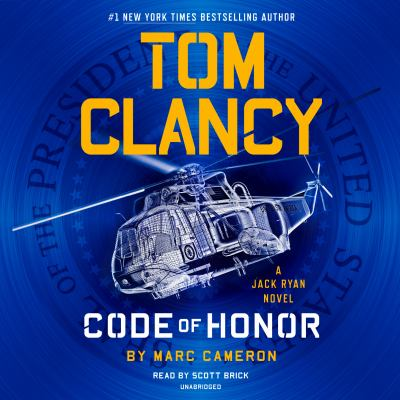 The Code of Honor Audiobook Cover - Click to go to the catalog page.