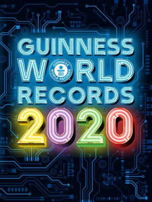 Guinness Book of World Records Book Cover - Click to go to the catalog page.