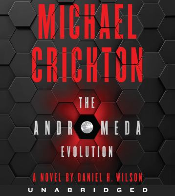 The Andromeda Evolution Audiobook Cover - Click to go to the catalog page.