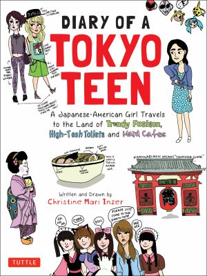 Diary of a Tokyo Teen Book Cover - Click to go to the catalog page.