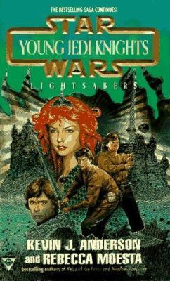 Lightsaber Book Cover - Click to go to the catalog page.