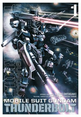 Mobile Suit Gundam: Thunderbolt Book Cover- Click to go to the catalog page.